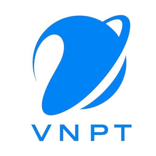 Vector logo TẬP ĐOÀN BƯU CHÍNH VIỄN THÔNG VIỆT NAM - VNPT