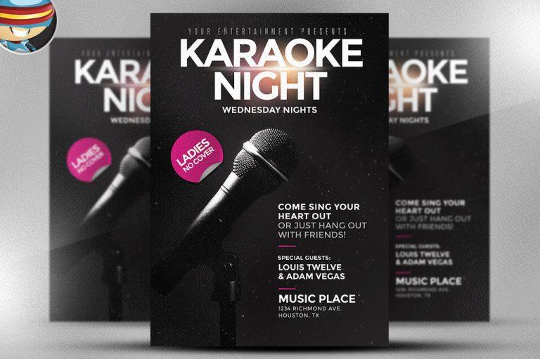 Những gợi ý độc đáo để thiết kế card dịch vụ karaoke