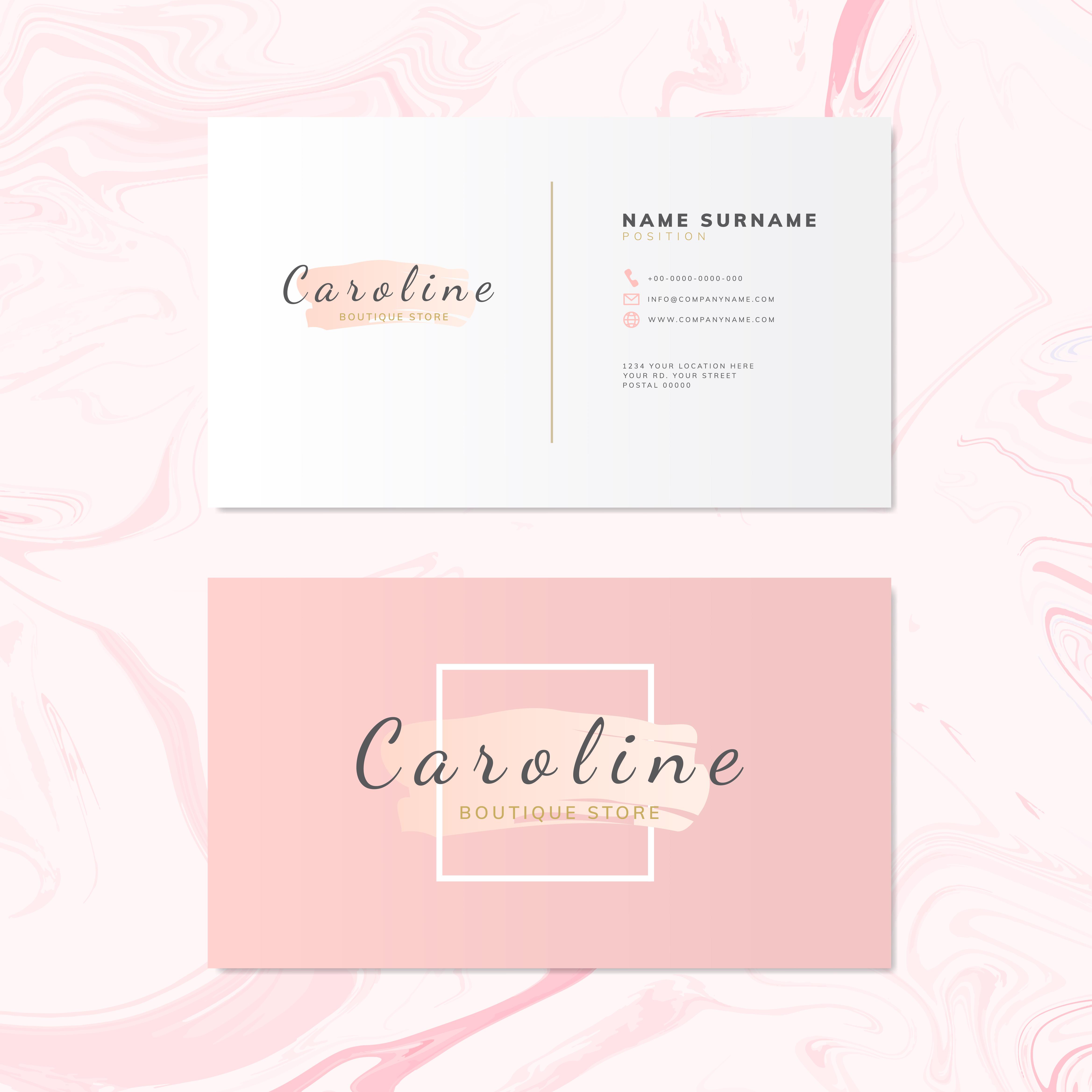 Thiết kế và in ấn name card đẹp cần lưu ý những gì?