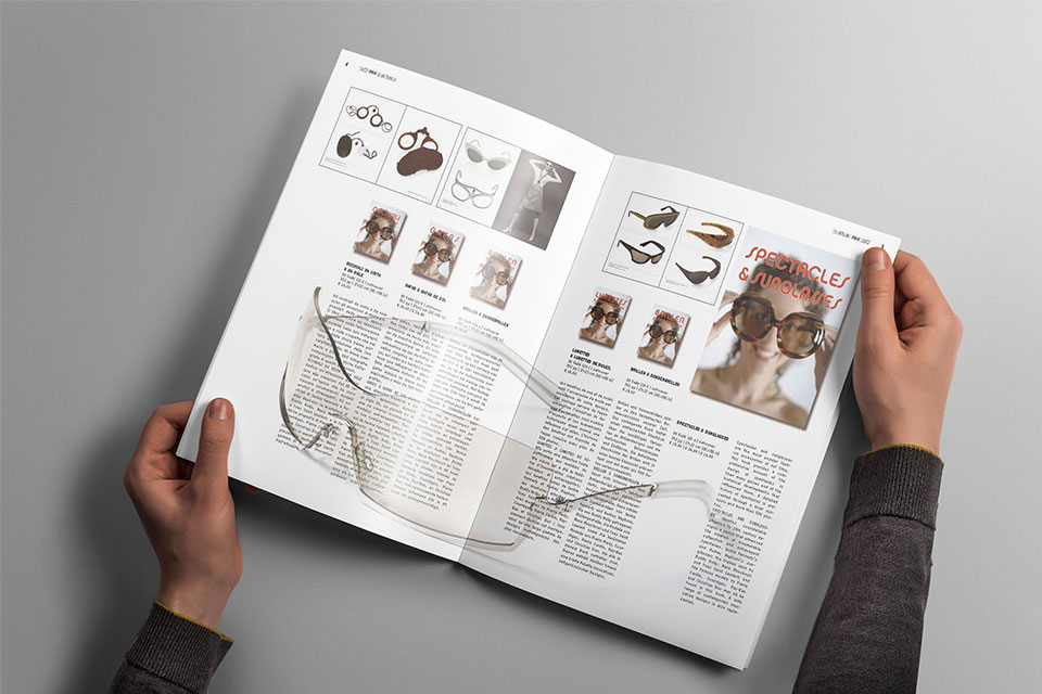 Kích thước tiêu chuẩn in Catalogue phổ biến hiện nay
