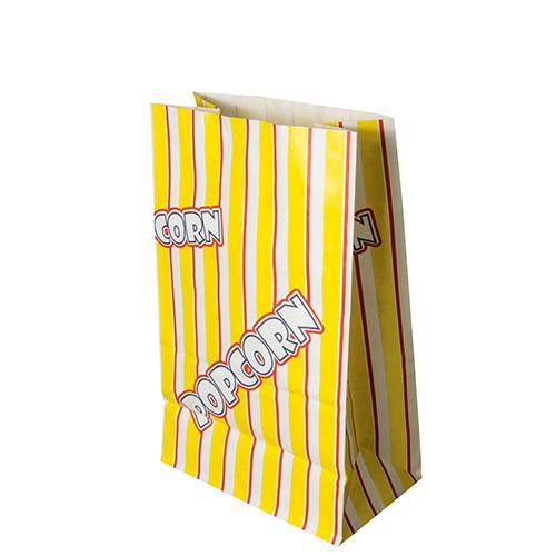 in ấn túi giấy đựng bắp rang bơ