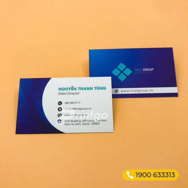 Các bước để có file chuẩn in trong in ấn namecard tại Printgo