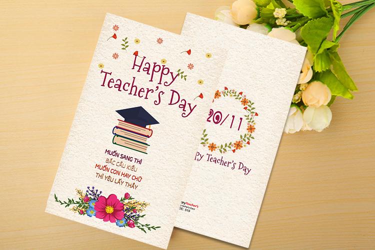 Tuyển tập những câu chúc hay mừng ngày Nhà giáo Việt Nam