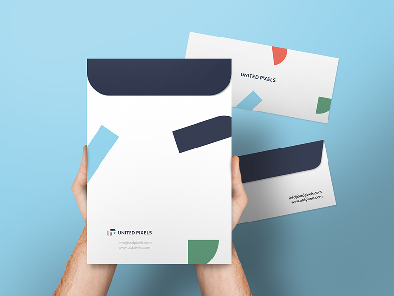 Thiết kế phong bì thư