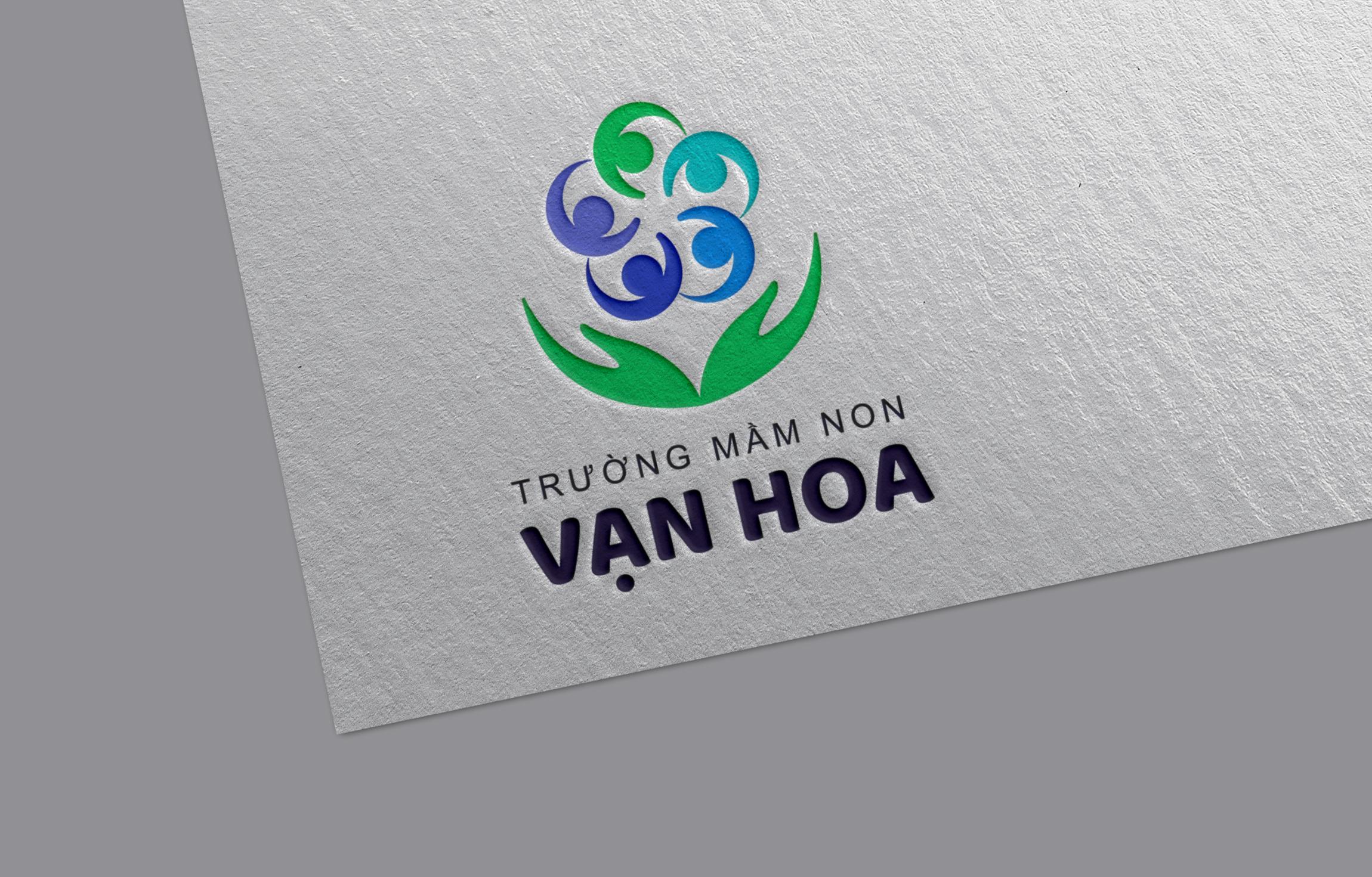 Thiết kế NDTH cho Trường mầm non Vạn Hoa