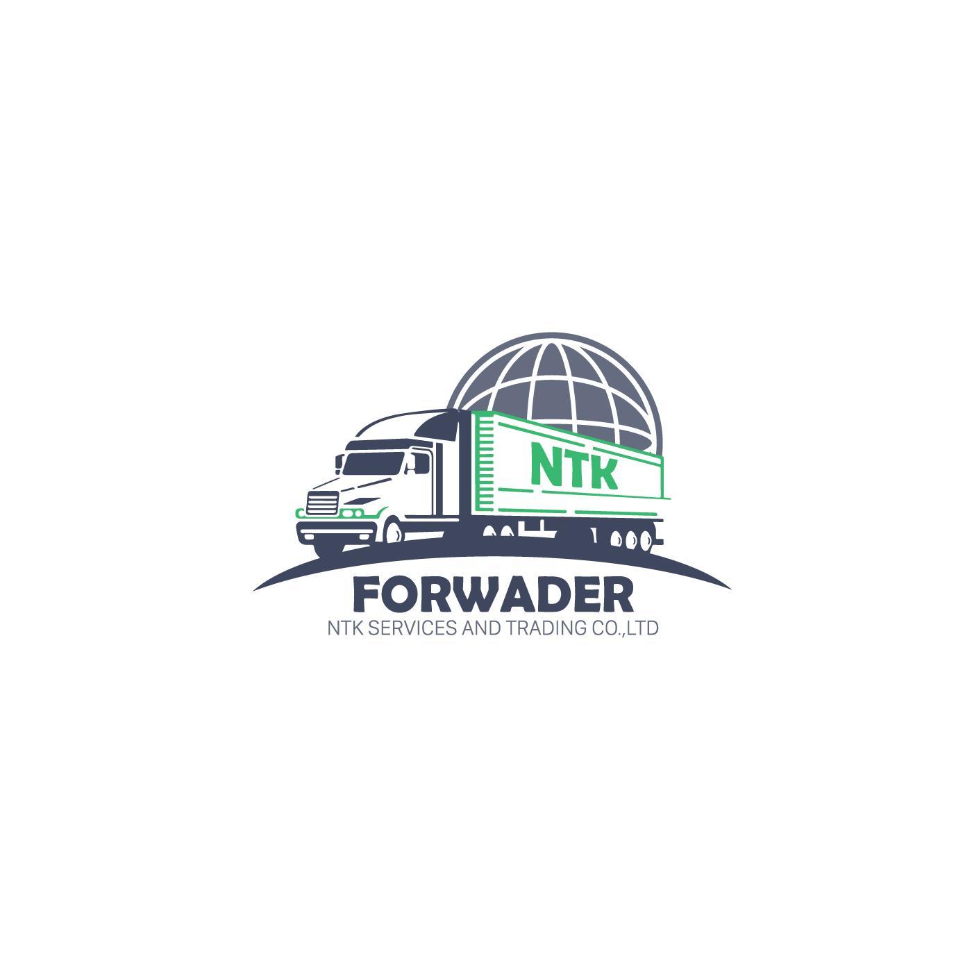 Thiết kế NDTH cho NTK Serivces and Trading Co,. LTD