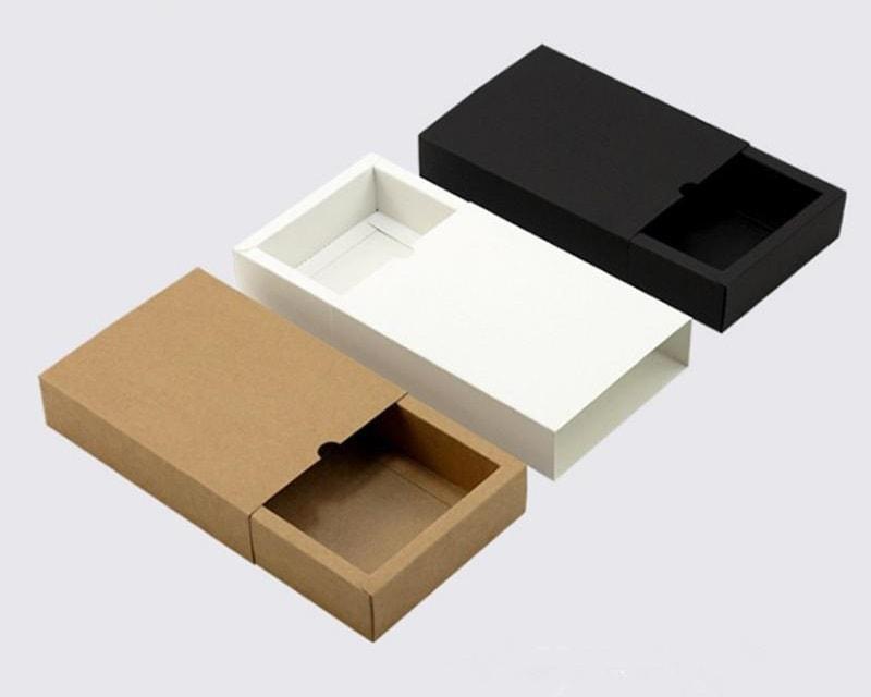 Những lưu ý khi thiết kế hộp giấy