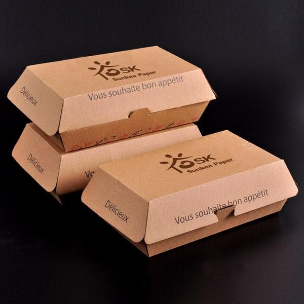 Địa chỉ in hộp giấy đựng thức ăn uy tín, chất lượng
