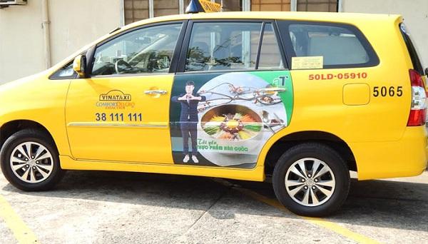 Dịch vụ in decal dán xe ô tô chuyên nghiệp, chất lượng
