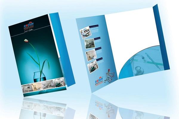 Kẹp file và những điều cần chú ý khi thiết kế, in ấn chuyên nghiệp