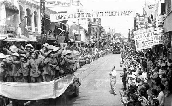 Nhìn lại lịch sử ngày giải phóng thủ đô Hà Nội đầy đủ và ý nghĩa nhất