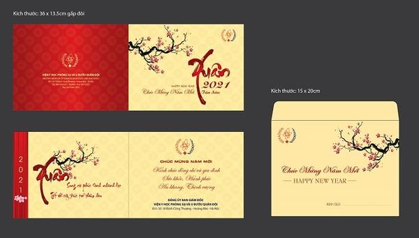 Công ty in thiệp chúc mừng năm mới chất lượng, uy tín tại Hà Nội