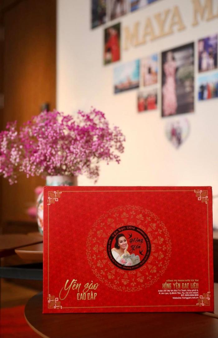 Printgo  x Hồng Yến Bạc Liêu: Thiết kế và in ấn sản phẩm hộp đựng yến sào cao cấp