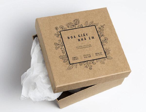 Địa chỉ in hộp giấy theo yêu cầu đẹp, chất lượng và uy tín