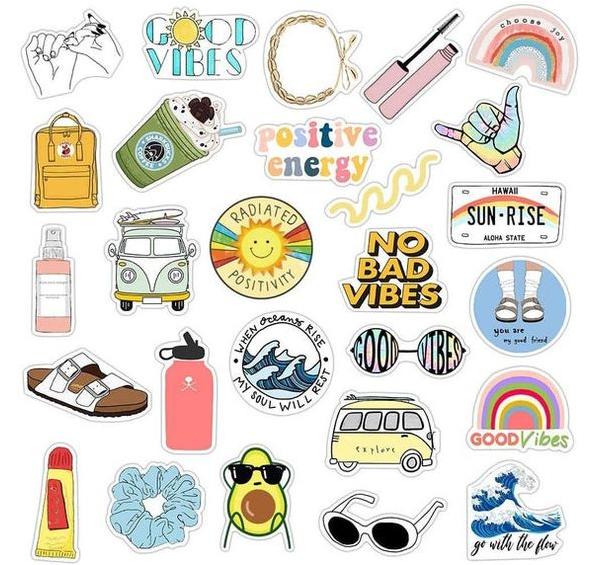 Kho mẫu hơn 100+ hình ảnh Sticker cute, dễ thương nhất hiện nay