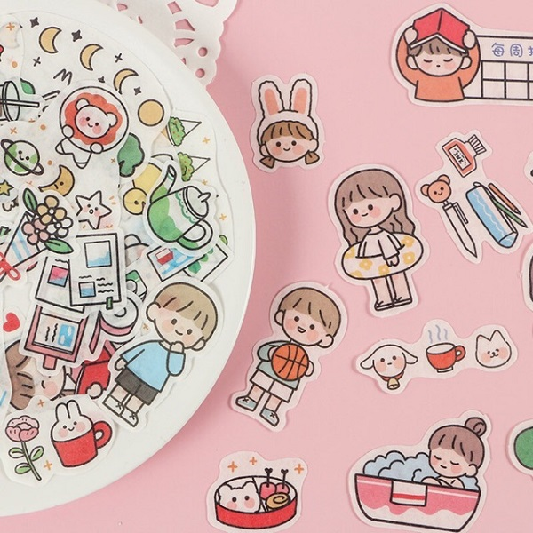 Kho mẫu hơn 100+ hình ảnh sticker cute, dễ thương nhất