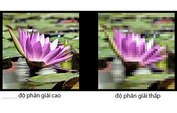 Resolution trong photoshop là gì? Những điều cần biết về resolution khi in ảnh