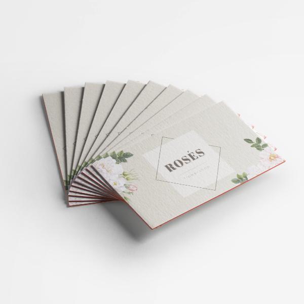 Những điều cần biết về giấy mỹ thuật có gân trong in ấn