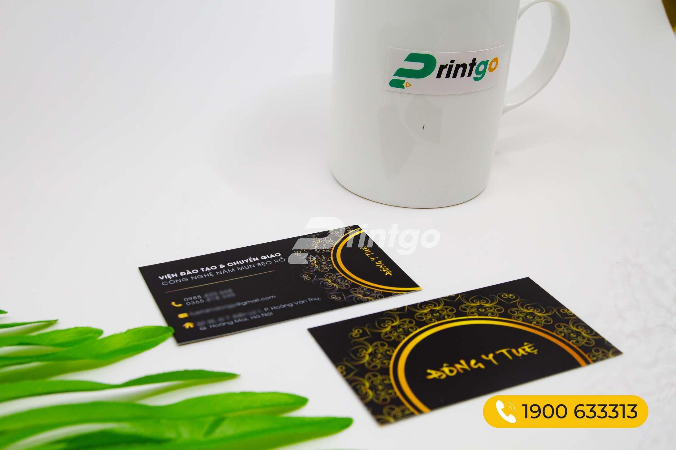 Mẫu name card PG-NC 000009