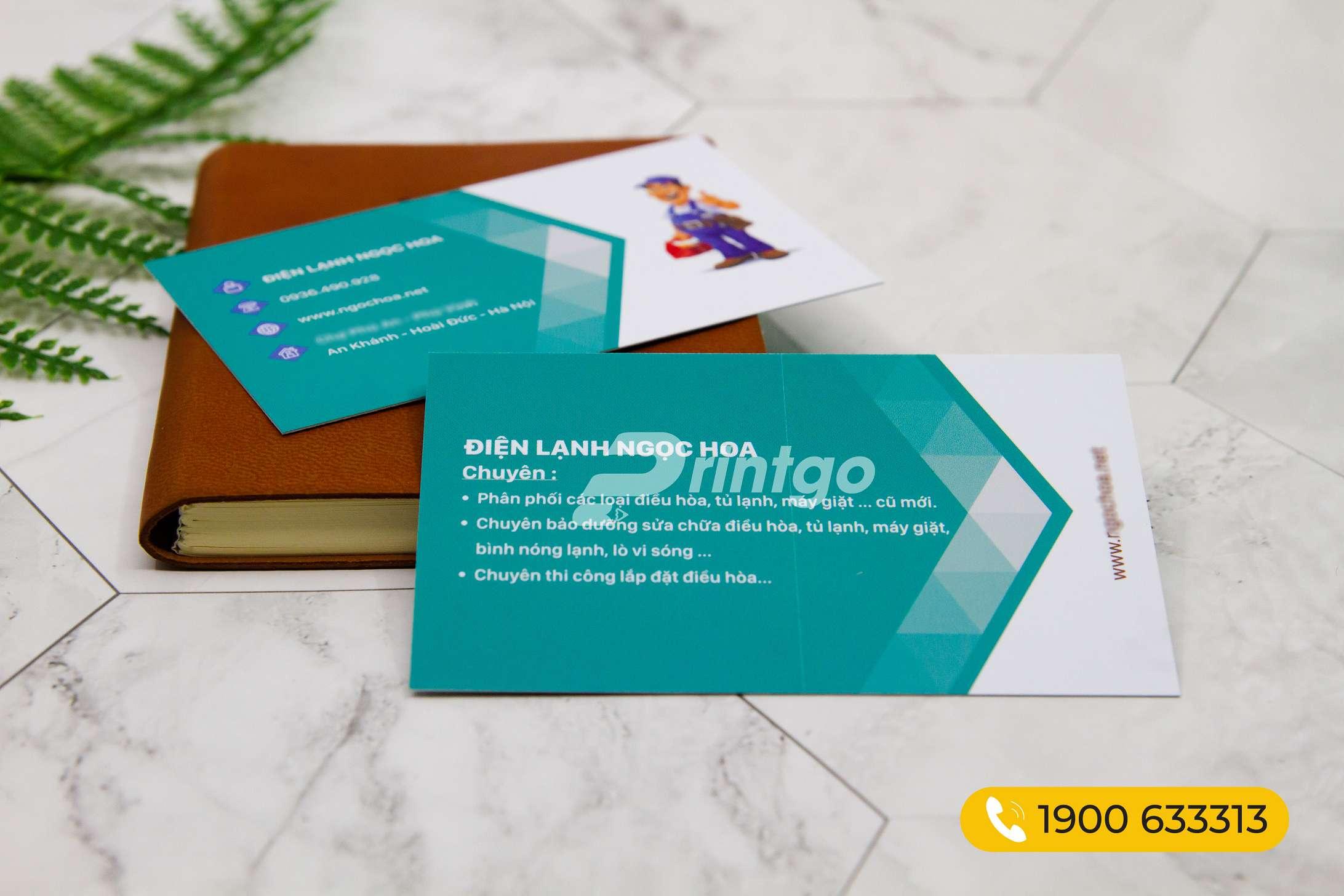 Mẫu name card PG-NC 000010