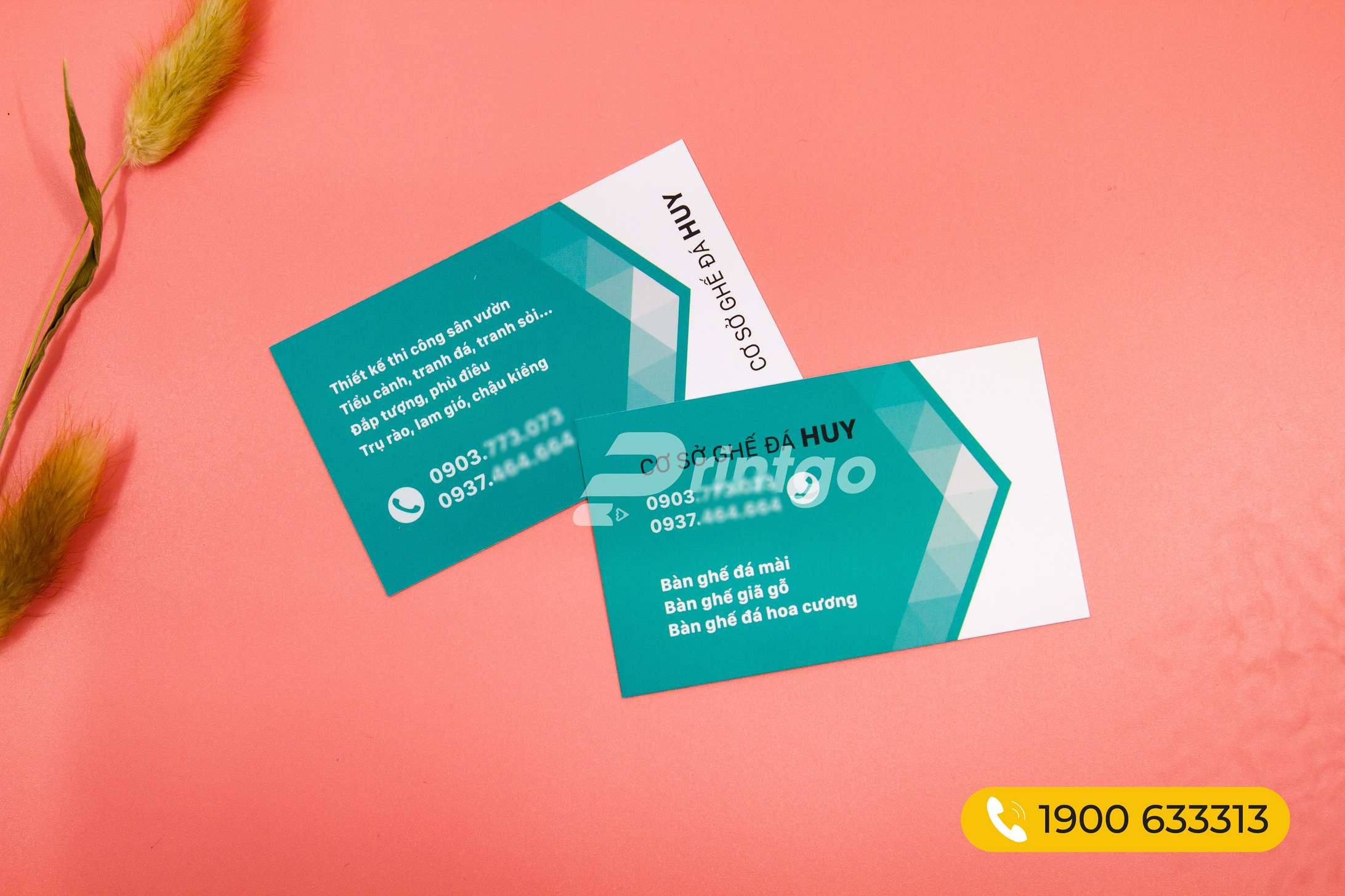 Mẫu name card PG-NC 000031