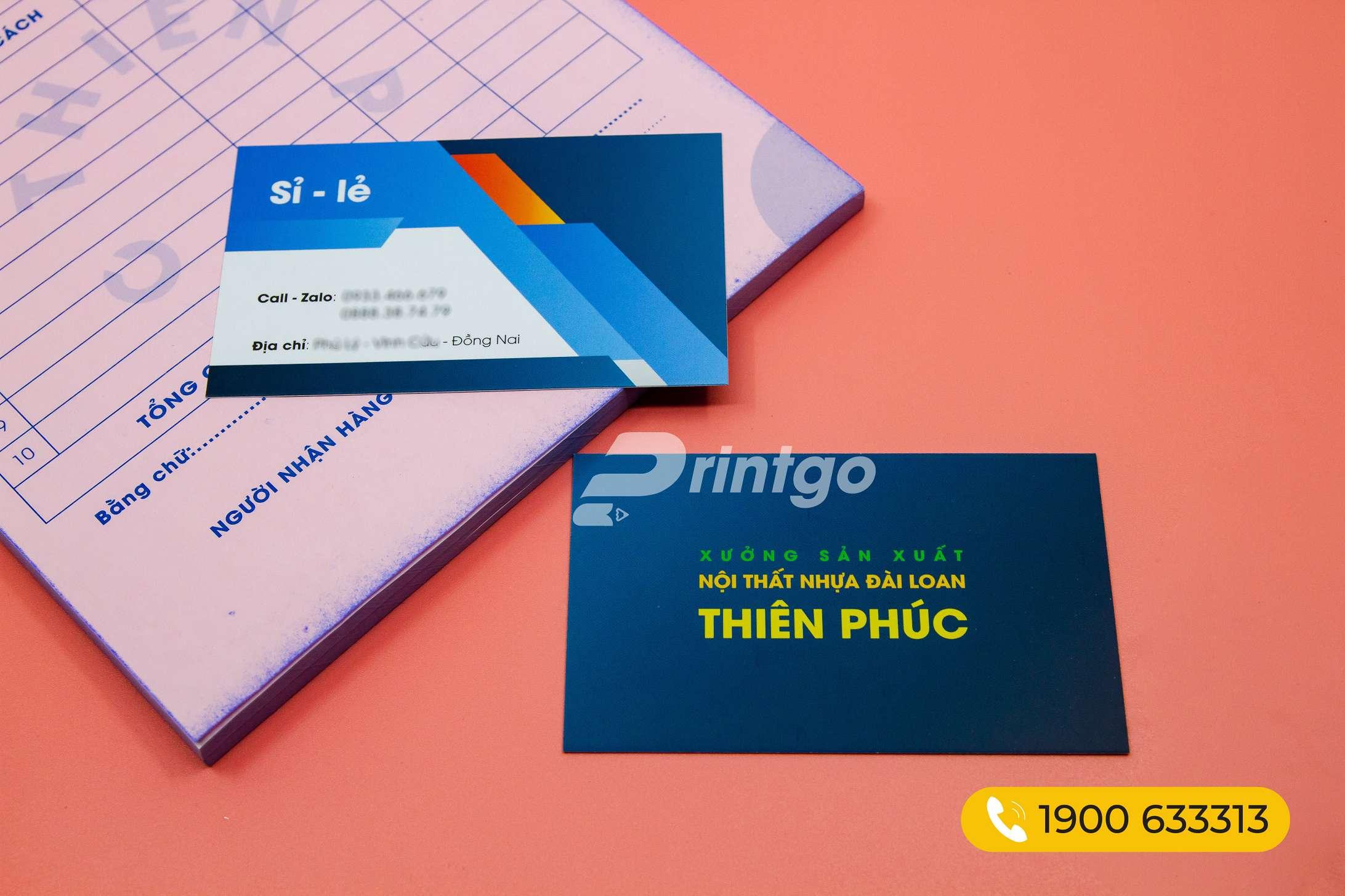 Mẫu name card PG-NC 000044