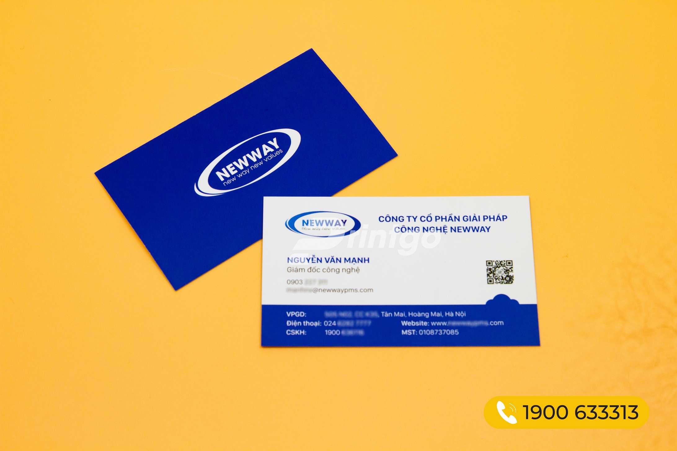 Mẫu name card PG-NC 000046