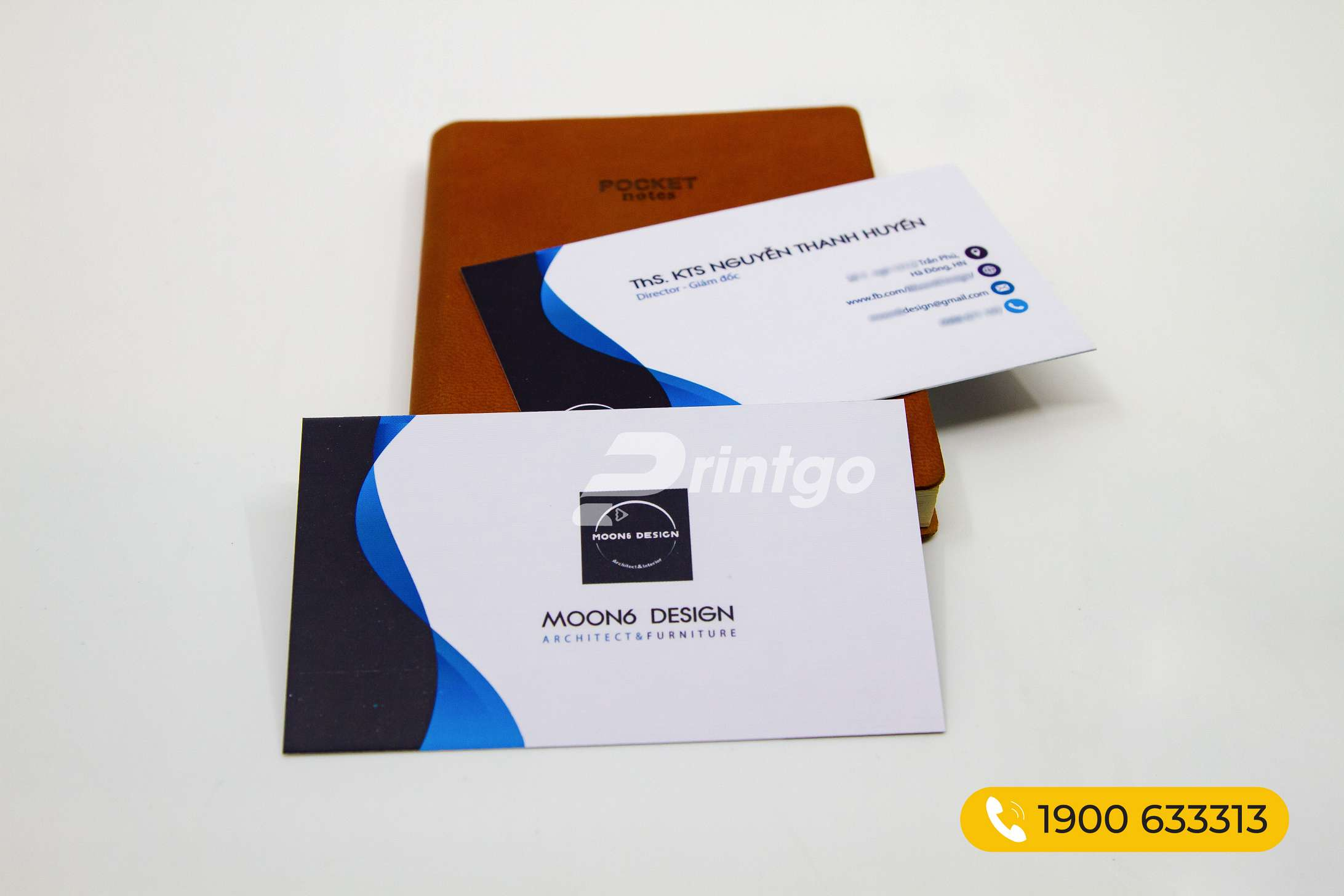 Mẫu name card PG-NC 000001