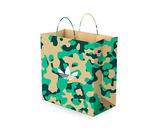 Mẫu túi shop thời trang kraft TB-02