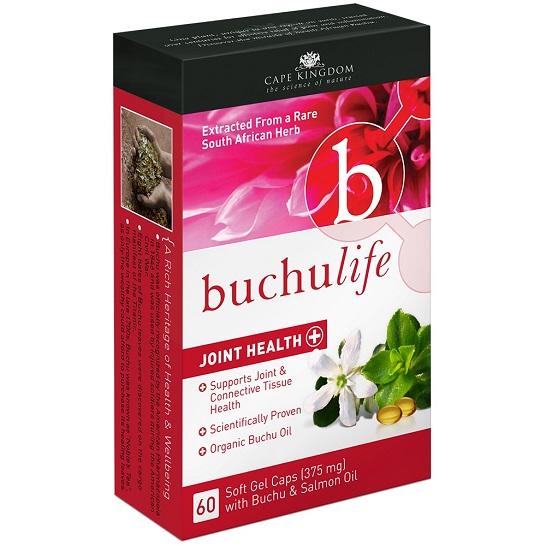 Mẫu hộp thực phẩm chức năng buchulife