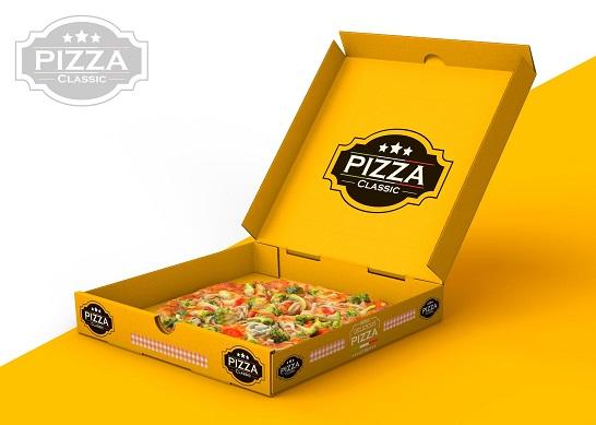 In Hộp đựng Pizza TT-05