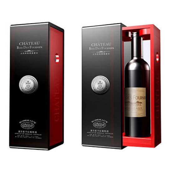 Hộp đựng rượu vang đa dạng kiểu dáng HDR-04