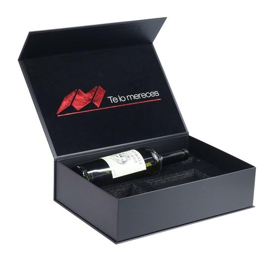 Hộp đựng rượu vang nắp nam châm HDR-05