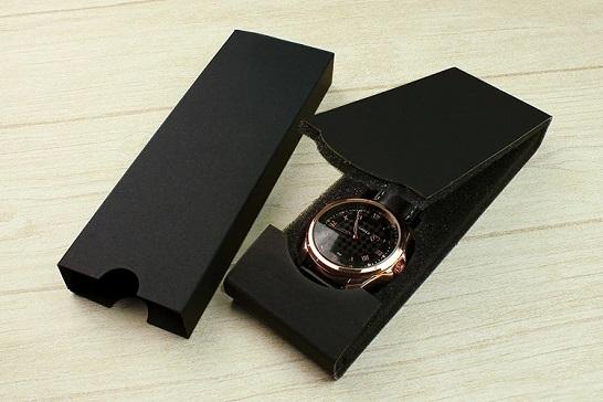In hộp đựng đồng hồ bao diêm HDH-10