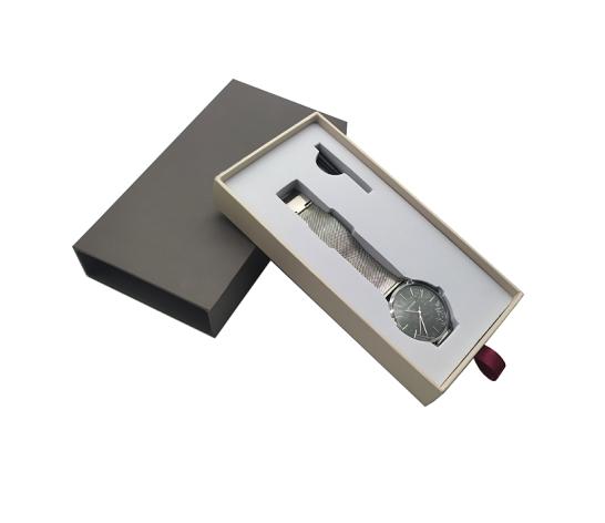 In hộp đựng đồng hồ bao diêm HDH-09