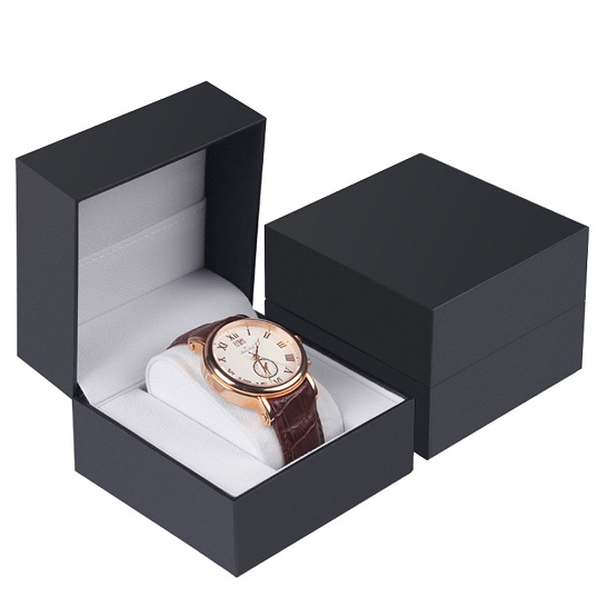 In hộp đựng đồng hồ nắp gập HDH-08
