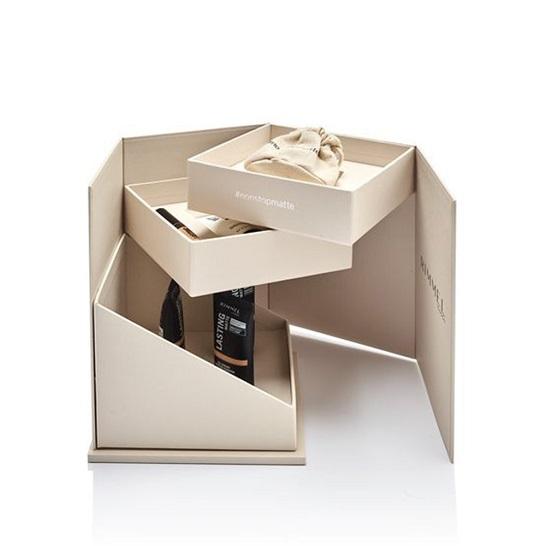In hộp giấy mỹ phẩm nắp gập HMP-01